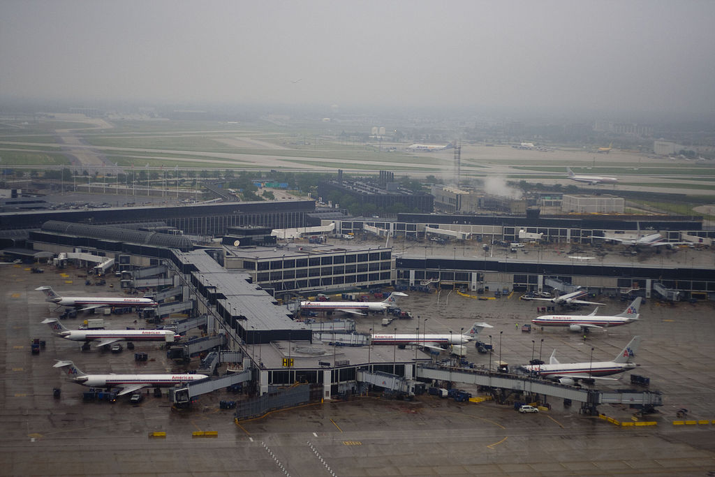 Ohare Airport