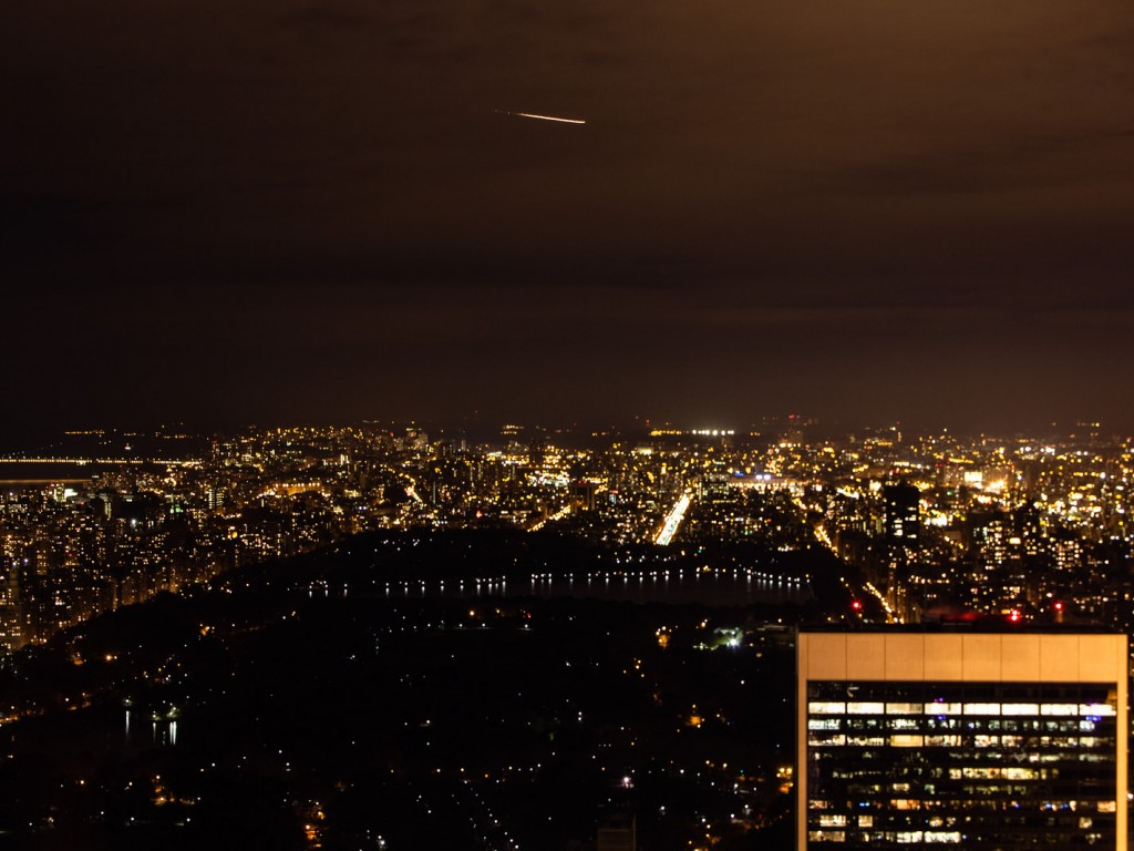 Manhattan Blackout Wallpaper 1920×1080 1024x768