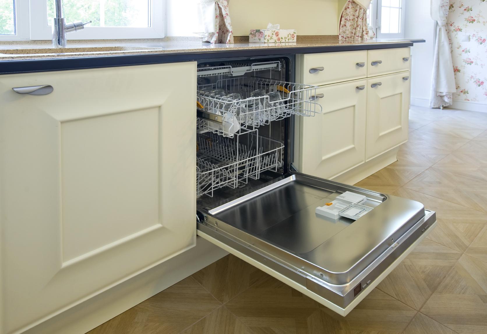dishwashing machine