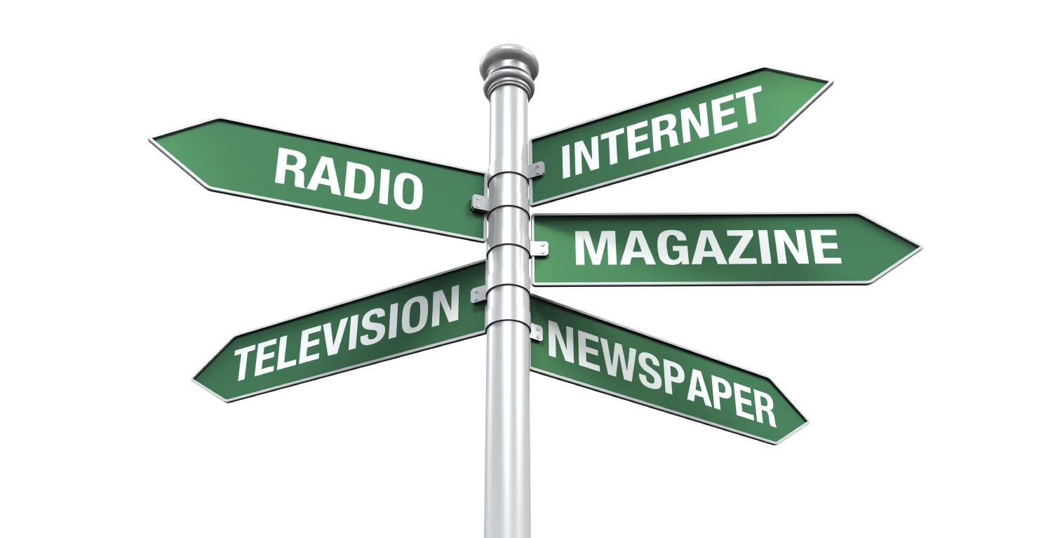 News arrows
