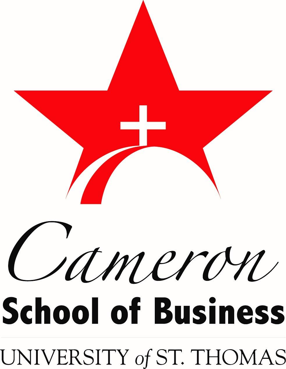 St Thomas School of Business Logo 2
