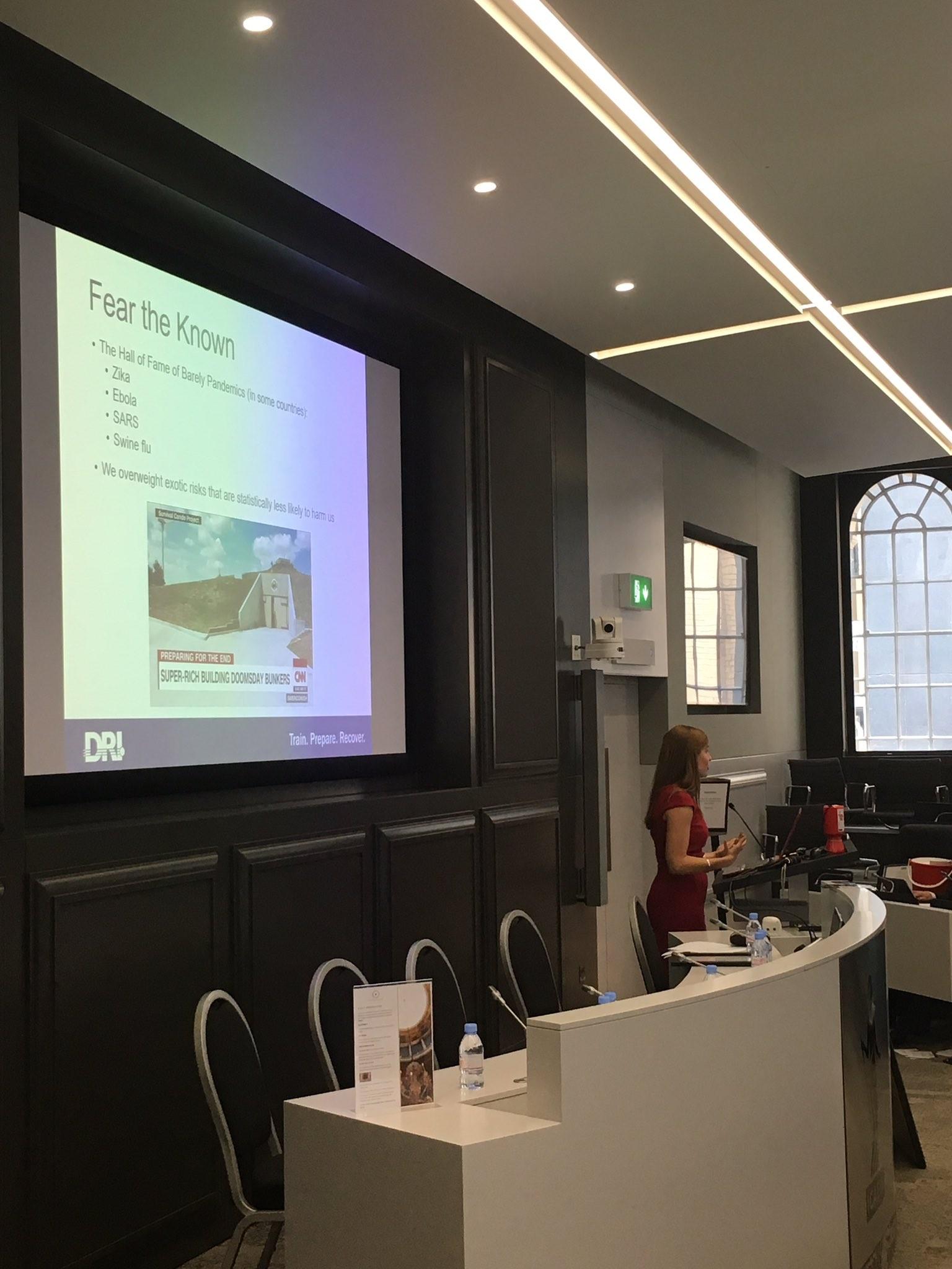 London Symposium 1